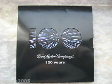 BELGIO 2003 BU SET DIVISIONALE 8 MONETE BELGIE BELGIQUE 100° ANNIV FORD