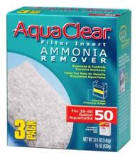 Aquaclear 50 Ammonia Remover, 3-Pack