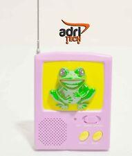 Radio radiolina FM AM portatile auto scan forma rana regalo san valentino idea