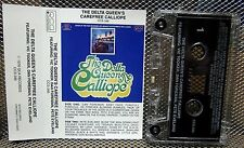 VIC TOOKER Delta Queen Carefree Calliope cassette tape '76 steamboat Dixie music