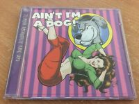 VARIOUS AIN'T I'M A DOG 25 MORE ROCKABILLY RAVE-UPS CD ALBUM 5C