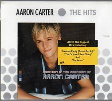 Aaron Carter - Come Get It: The Very Best Of Aaron Carter CD SEALED