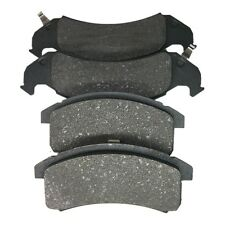 ZLI MD505 Semi-Metallic Disc Brake Pads for Early 90s GM Cars