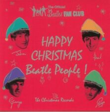 "BEATLES - Happy Christmas Beatles People The Christmas Records  7*7"" VINYL new!!"