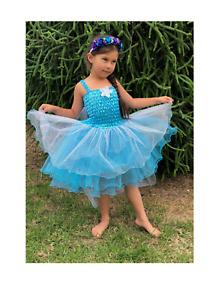 Frozen Elsa Costume Dress Elsa Costume Inspired Disney Princess Inspired Costume