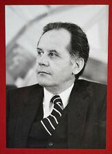 1979 PRINZ, Gerhard - DAIMLER-BENZ-Vorstand - Foto + Autograph