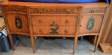 antiques hutch and buffet, made for Hollywood movie set