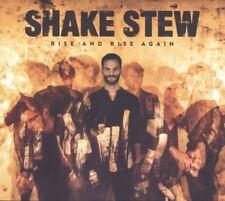 SHAKE STEW - RISE AND RISE AGAIN   CD NEUF