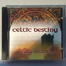RARE Celtic Destiny by Bruce Mitchell (CD, Feb-1996, Oasis Productions Limited)
