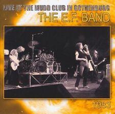 E.F. Band - Live At The Mudd Club In Gothenburg 1983 CD 2005 NWOBHM