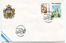1991-11-23 San Marino Verona '91 ANNULLO SPECIALE Cover
