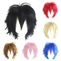 Super Saiyan Son Goku Dragon Ball Wig Cosplay Spiky Hair Party Club Accessories