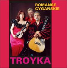 CD TROYKA Romanse cygańskie