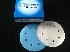 HAMACH -Dynamic Tackup (KLETT)- Schleifscheibe ∅ 203mm P400 (50 Stk.) 8 Loch