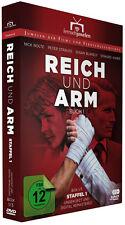 Reich und Arm - Staffel 1 (Buch 1) - Fernsehjuwelen DVD - mit Nick Nolte