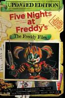 The Freddy Files Updated Edition Five Nights At Freddys