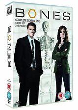BONES Complete Series 1 DVD Box Set All Episode First 1st Season Original UK R2
