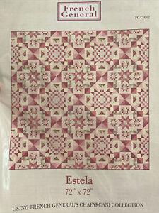 Estela Quilt pattern