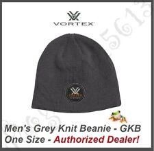 b7cef0cbae6 VORTEX OPTICS Men s Grey Knit Beanie - OS - GKB - Authorized Vortex Dealer!
