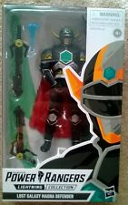 Power Rangers Lost Galaxy Magna Defender lighting Collection figure