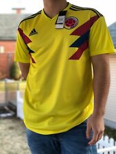 adidas men home colombia 2018 jersey
