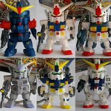 Banpresto Gundam Figure Keyholder - set of 6 pcs - Free Shipping