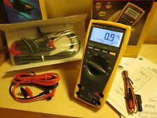 Fluke 179 True Rms Digital Multimeter And I200 Ac Current Clamp New