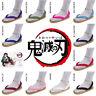 Demon Slayer: Kimetsu no Yaiba Whole Roles Geta Lace-Up shoes Sandal Cosplay