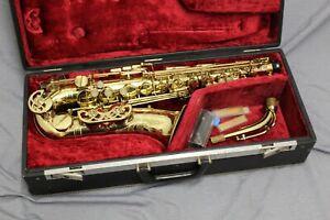 Buffet Crampon Super Dynaction Alto Saxophone W/ Case