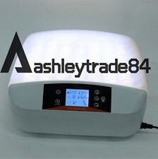 Digital Automatic Temperature Control 56 Eggs Incubator 220V with Egg Candler