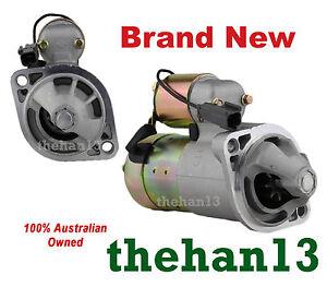 Starter Motor fit Nissan Patrol TB42 TB45E TB48DE 4.2L 4.5L 4.8L Petrol 88-14