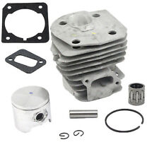 Fit HUSQVARNA 346 XP 350 351 353 Chainsaw 44MM Cylinder Piston Gasket Bearing