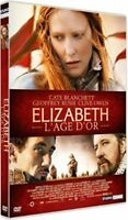 DVD ELIZABETH L'AGE D'OR NEUF SOUS BLISTER