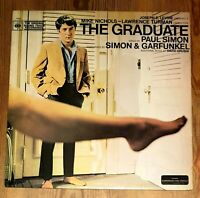 Various ‎– The Graduate OST Soundtrack Vinyl LP Album 33rpm 1968 CBS ‎– 70042