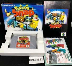 Pokémon Snap - PAL - Nintendo 64/ N64