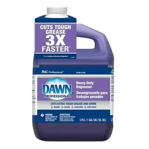 Dawn Professional 128-fl oz Degreaser  phosphate-free, and nonflammable