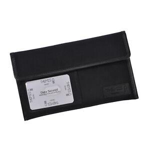 THEMIS BLUETOOTH WLAN GSM LTE Abschirm Forensik Qualität Handyhülle Tasche S