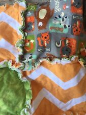 Forest Friends ~ Rag Time Quilt
