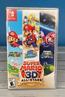 Super Mario 3D All-Stars (Nintendo Switch, 2020) FREE SHIPPING