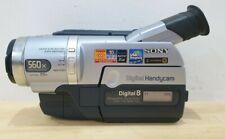 Sony Digital Handycam Digital 8 DCR-TRV140E PAL