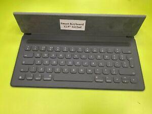 """GENUINE Apple Smart Keyboard for iPad Pro 12.9"""" 1st gen / 2nd gen"""