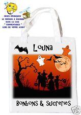 sac halloween shopping sac à bonbons sac à cadeaux  réf 15