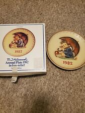 Hummel/Goebel 1982 Collectors Plate with box Hum 275