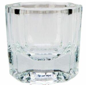 Hive of Beauty Glass Dappen Dish