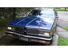 Oldsmobile 1985 Kombi baugleich Chevrolet Caprice Wagon und Buick Station Wagons