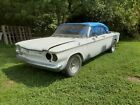 1963 Chevrolet Corvair  Classic corvair convertible with truck load of extra parts