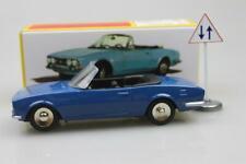 Dinky Toys 1423 - PEUGEOT 504 Cabriolet Bleu 1:43, Atlas
