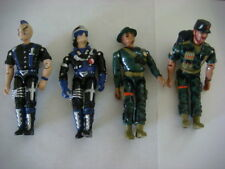 POSEABLE TOY SOLDIERS