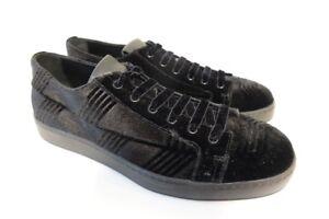 SANTONI Schuhe Herrenschuhe Freizeitschuhe Sneaker- GR. 8 (42) - NEU