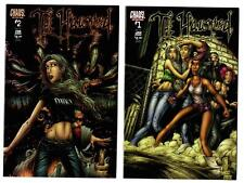 The Haunted #1-4 Complete (2002) CHAOS! VF/NM To NM